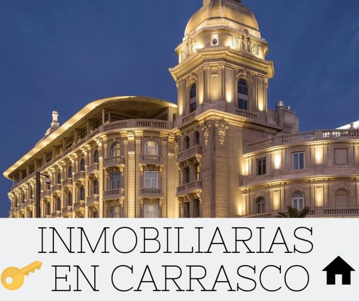 inmobiliarias carrasco