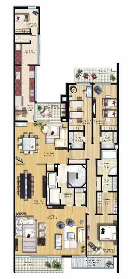 apartamentos edificio arcadia