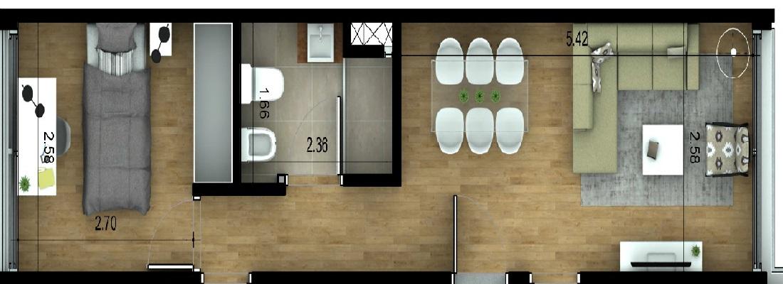 lift parque apartamentos