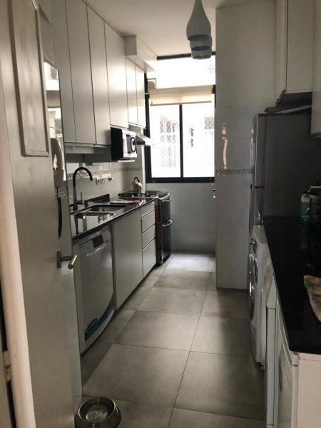 apartamento punta carretas cocina
