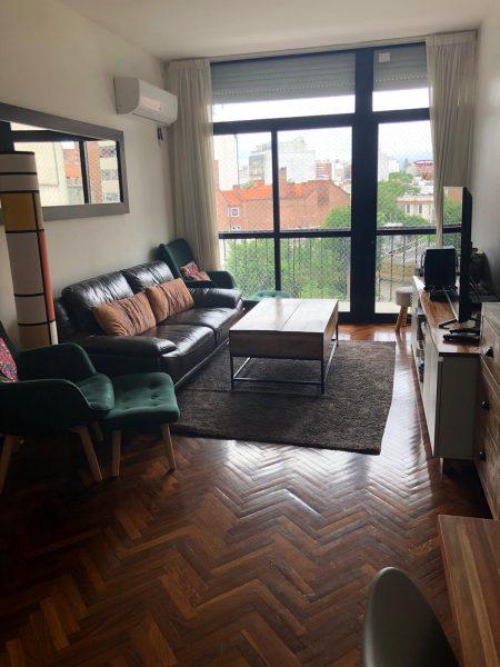 apartamento punta carretas sala