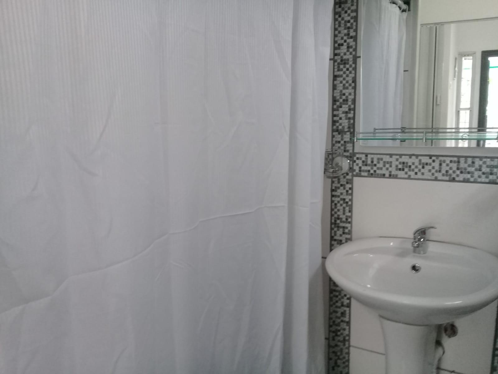 casa sayago baño nuevo